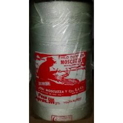 HILO DE NYLON MOSCUZZA PARA ARMAR REDES 12/18/24/36/48