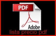 Descargar Lista Mayorista Warpesca PDF